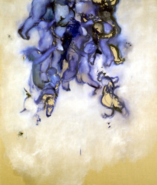Kim Dingle, Blue Period, Bunch of Babies