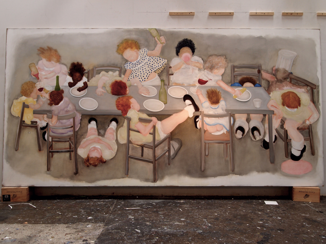 Kim Dingle, Very Last Supper